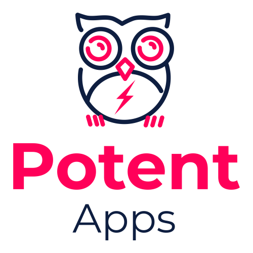 Potent Apps Logo
